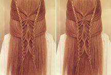 Hair is an language❤️