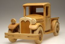 Woodcarving.Toys and Crafts