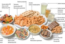 Junk in foods #2 / Additives and chemicals we get in food