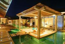 Store flotte moderne huse