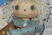 Dolls / by Peggy Thomson