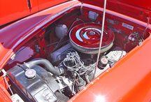 Austin Healey - Engine Upgrades / by Bryan Rasch