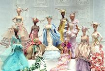 barbie fashion royalty / by Sarah Azzopardi