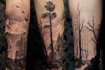 Tattoo ideeën