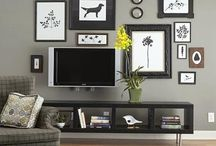 Flat screen TV ideas