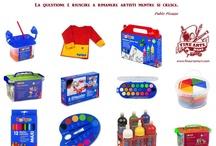 Arte e Colori per Bambini - Children's art and colours / Products available on http://www.fineartsmart.com/169-didattica-e-scolastica  Prodotti disponibili su http://www.fineartsmart.com/169-didattica-e-scolastica