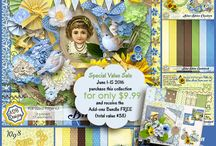 ADB-Designs Weekly Scrapbook Deals / Limited Time Specials on ADB Designs Products in all of my stores.