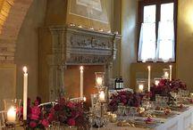 E&M Wedding, 4 October 2015 / Intimate Tuscan Wedding  Florals: La Rosa Canina Planning: Carolina Casini Tuscan Dream