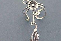 Rings necklaces bracelets+....