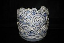Art lesson Ceramics handbuilding / by Amy Gravlin