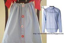 Fazer vestuário