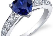 Engagement Rings / by Kerri Queen