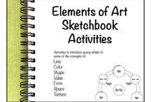 Warm ups & sketchbook