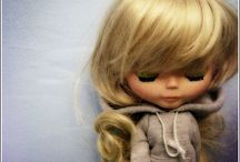 Blythe Dolls love