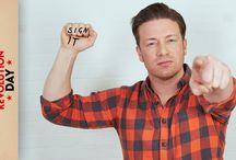 Sme Ambasadori Jamie Olivera a jeho Food Revolution / Sme hrdí Ambasadori Jamie Olivera na Slovensku v rámci Food Revolution