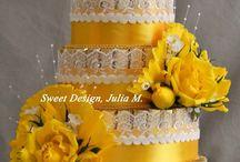 Torty i inne ozdoby ze słodyczy