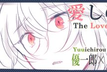 愛さ色 (The loved color) Mikaela x Yuichiro / Translated comic: http://tsumikaze-translates.tumblr.com/post/135945546717/a-late-christmas-gift-for-the-dear-mgqr-im