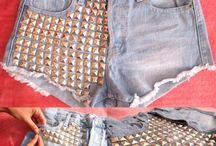 Customização roupas