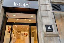 #K-tuin #ACoruña / En #ACoruña, y situada en la calle Federico Tapia, en pleno centro de la ciudad, encontrarás la tienda #Apple #K-Tuin con el equipo más #profesional y que más conoce todo lo relacionado con todos los productos #Apple.