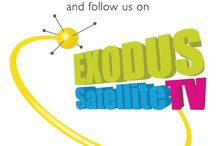 Exodus SatelliteTV / by Carolin Wendel