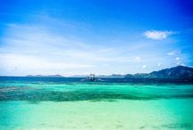 Philippines / Filipijnen / If you are looking for the best beaches in the world, you definitely should go to the Philippines. Palawan is known for the most beautiful beaches. The country is such a relax and stunning place. If you love the island Life, then the Philippines is the pace for you!