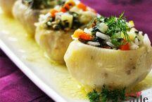 Zeytinyağlılar Salatalar Salads