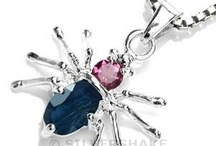 Sapphire Pretties / Real sapphires, blue only, for putting on my body. Feel free to shop for me. Heh.