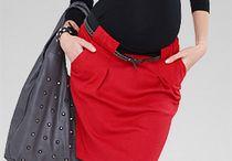 Pregnancy skirts