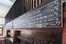 Beer / Craft beer and traditional beer restaurant