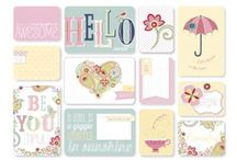 Close To My Heart / Beautiful, quality scrapbooking products that are so much fun to use! / by Beth Soler