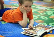 Read To Self / Books lists, freebies, printables reading logs, classroom reading center ideas, and more to help you with the Daily 5 Read To Self.