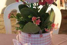 decoração em flores 01