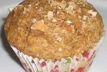 Pumkin praline muffins