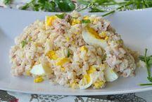insalate di riso o di pasta