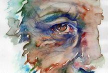 Watercolor  Klaudiusz Pohl