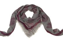 Something for Mum / Beautiful fun and lovely scarves for mum from Lettuce of London
