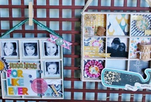 Earth Day Blog Hop Projects / Upcycled & Repurposed Craft Projects