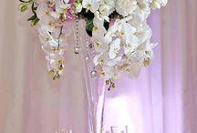 fiori tavolo