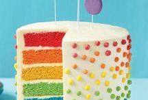 Décors de gateaux // Cake design / De jolis gâteaux pour de jolies fêtes