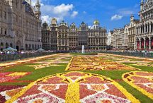 Brussels / Beyond the suits, Europe's quirky 'capital' offers historic taverns, handsome museums and art nouveau brilliance. http://www.secretearth.com/destinations/73-brussels