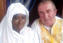 Wedding Photos, Tumbu, Sierra Leone 5th April 2018