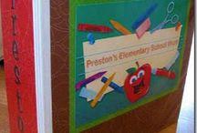 Kiddo's School Days / by Esther Murphy