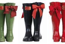 Boots for rainy Ireland