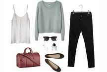 |My Wardrobe| / Wish list #1 / by Betsy Wilson
