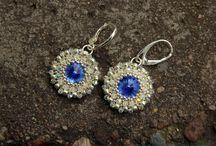 Handmade jewellery / Jewellery, earrings, brancelets, hamndmade, beading
