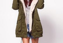 Now Wearing The Green Parka Again any – Is it uncool or still trendy?