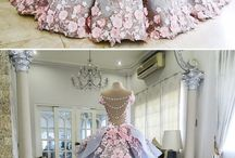 Ball gowns/ ballroom ideas