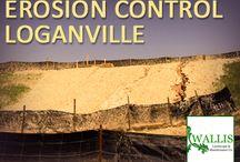 Erosion Control / by Wallis Landscape