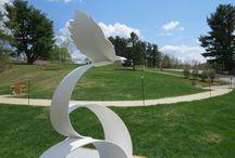 Art in Nature Sculpture Competition / Fruitlands Museum's biannual outdoor sculpture competition.