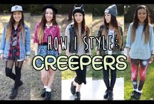 Teen style / I like this outfits .